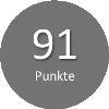 91 Punkte | Gold